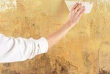 Texturas em paredes