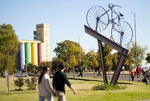 Calle Recreativa / A nivel nacional, Rosario es la primera ciudad en implementar esta modalidad de circuito recreativo: cada domigno, de 8.30 a 12.30 hs, es posible caminar, correr, andar en bici, en skate o en rollers por calles y avenidas libres de autos, motos y transporte plico. El circuito total: ¡28 kilómetros!