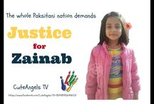 justice for Zainab nd asifa