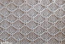 unique stitch patterns