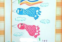 手形足形アート
