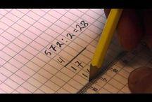 Matematikk - divisjon
