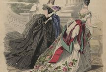 The history of fashion