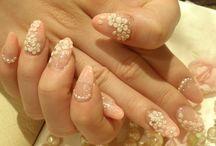 Bridal nail|ブライダルネイル / ブライダルネイル参考