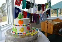 Very Hungry Caterpillar Baby Shower! / by Joanna Cook