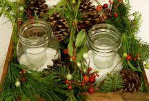 Nápady do domu - vánoce, zima