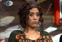 "#BeyazShow 2008 for ""Son Osmanli Yandim Ali"" / #BeyazShow 2008  #CansuDere #Kenanİmirzalioğlu"