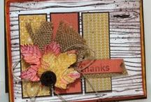 cards - burlap / by Julie Robinson