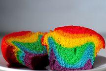 Rainbow <3  / by Carissa Karabinus
