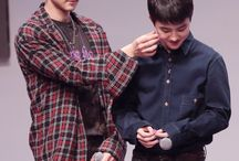 D.O & Chanyeol (ChanSoo)