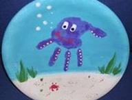Sea animals / Seaplankton