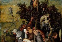 Hieronymus Bosch / Arte
