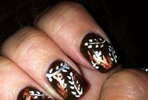 nails / by Christina Underwood Edwards