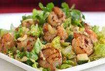 Shrimp & Prawn Recipes / Get the delicous shrimp recipes in a single click.