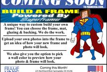 Build A Frame / by Frame USA