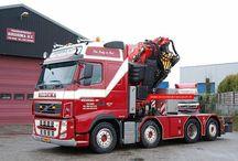 super truck crane