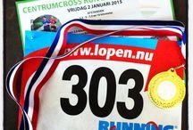 My Running Events / Hardloop evenementen vanaf 2015