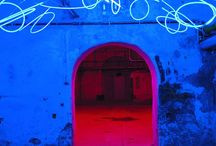 Light Art Exhibitions