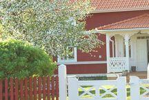 Härliga hus / Lovely houses