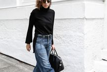 pantaculotte in jeans