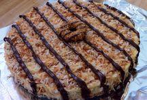 sweets/treats / by Erin Goodman