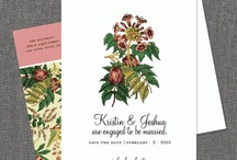 Wedding Stationary I LOVE / by Kate McEntire Jeter