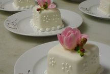 mini tortas boda