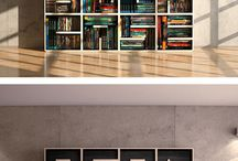 Shelfs ideas / Part of home decor