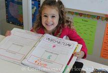 Homeschool pre-school