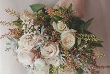 Bouquets / Bride's bouquet - ideas, things I like