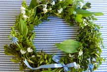 wreaths / by Jessa@labellevie-j.com