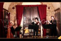 Harp, Violin, Flute / Harp, Violin, Flute DC