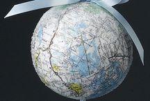 Map it out / by JoAnn Okey
