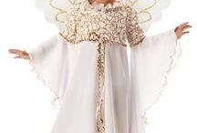 angel costume elisa