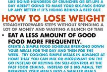 DIET TIPS / Healthy eating