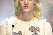 Dolce & Gabbana Fall 2016 Ready-to-Wear - Runway Details / Dolce & Gabbana Fall 2016 Ready-to-Wear accessories photos