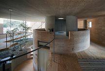 Interior and Exterior Architecture