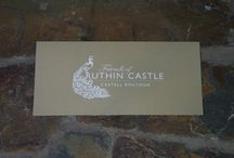 Our Brand / Example of our new brand identity in use. / by Ruthin Castle
