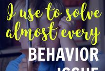 Behavioral Issues in Children / Behavioural issues in children can be difficult to manage as a parent.  #HarassedMom #behaviouralissues #behave #toddlerlife #parenting