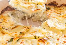 Cheesey Scalloped Potatoes