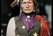 Navajo/Cherokee/Native American