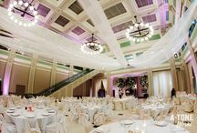 The Great Hall / Event Decor at The Great Hall! We Love our Venues!