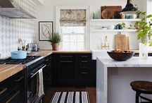 Kitchens / by Indra Caudle