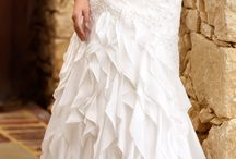 Dream wedding / Heap of wedding dresses and hair styles venues dresses and more