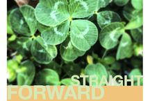 Straight Forward Issue Five / Fabulous photos from our Fifth Issue / by straight forward
