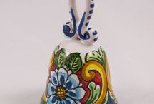 Caltagirone ceramics / Bright and colorful ceramics from Caltagirone (Sicily, Italy). For more details see https://www.world-wide-gifts.com/souvenirs/europe/italy/sicily/