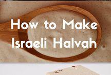 Making Halvah