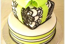 Cake Ideas / by Becka Krueger