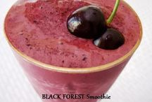 Snacks and smoothies / Snacks