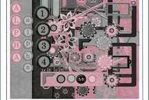 STORM INC : DIGITAL SCRAPBOOKING / DIGITAL SCRAPBOOKING KITS FOR SALE